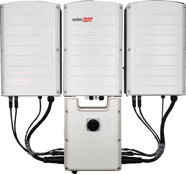 Inverters with Synergy technology