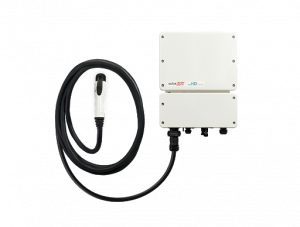 SolarEdge World's First 2-in-1 EV Charger and Solar Inverter