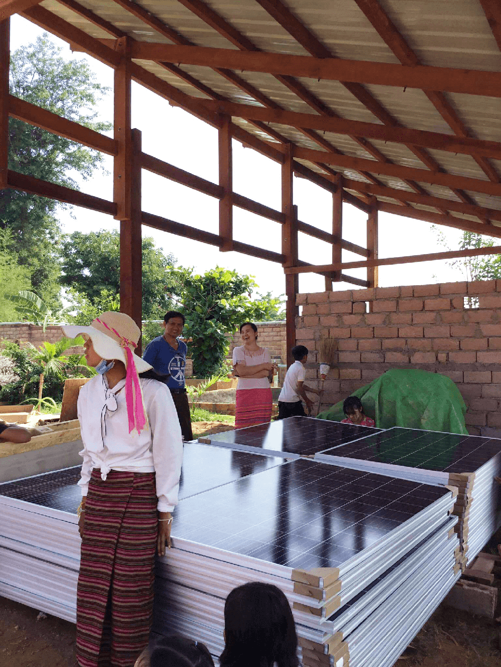 canadian solar panels myanmar solarity