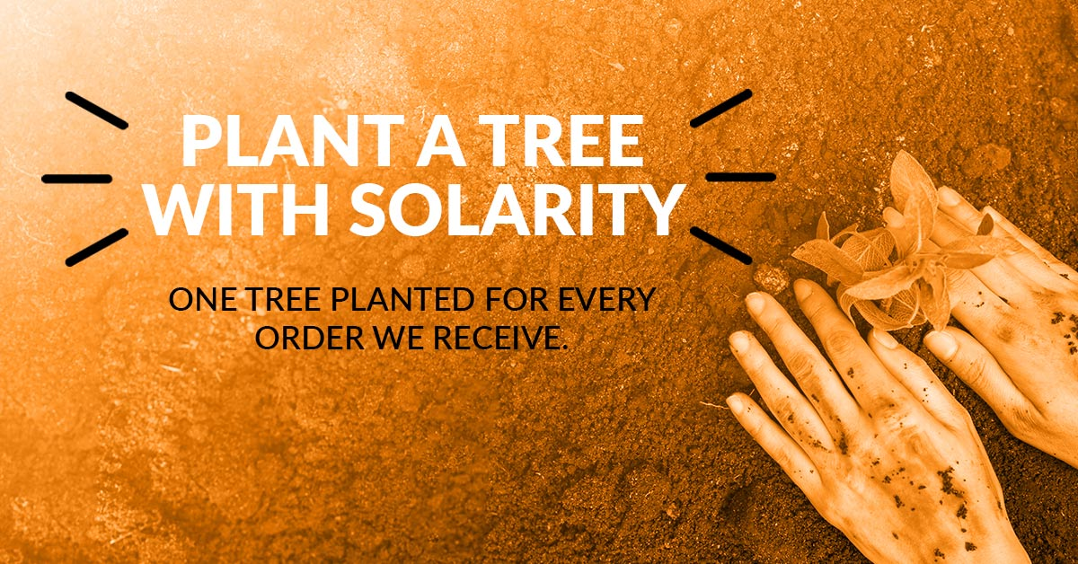 Plant a tree with Solarity