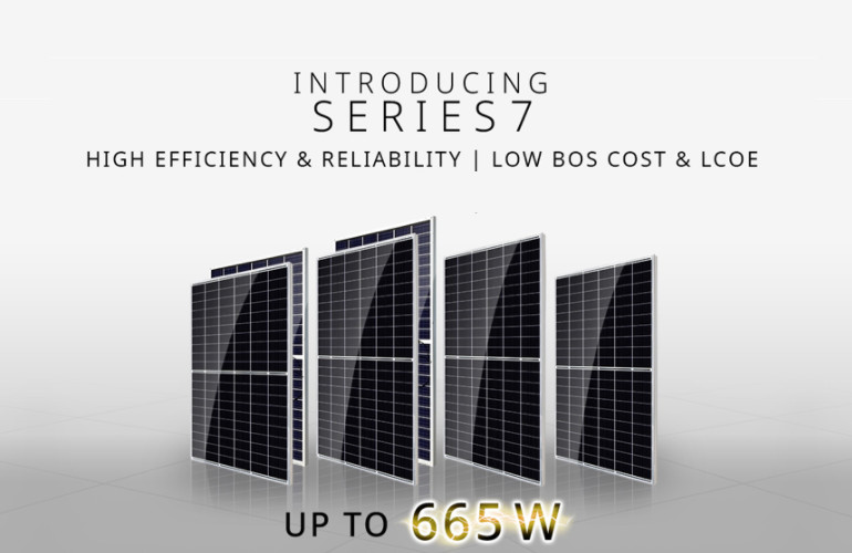 New modules by Canadian Solar: Series 5, Series 6 & Series 7 Review