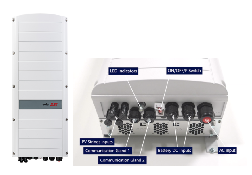 Overview: StorEdge Three Phase Inverter by SolarEdge